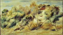 Renoir / Cagnes Les Collettes by AKG  Images