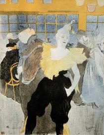 Toulouse-Lautrec / Clownesse Cha-u-kao von AKG  Images