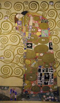 Gustav Klimt, Die Erfüllung/1905–09 von AKG  Images
