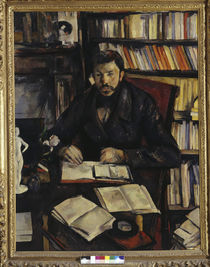 Gustave Geffroy / by P.Cézanne by AKG  Images