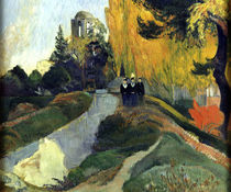 P.Gauguin / Les Alyscamps / 1888 by AKG  Images