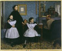E.Degas, Familie Bellelli von AKG  Images