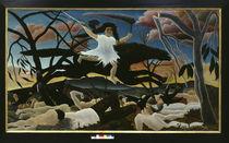 H. Rousseau, War by AKG  Images