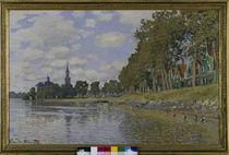 C.Monet, Zaandam von AKG  Images