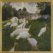 Claude Monet / Turkeys / 1877 by AKG  Images