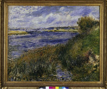 Renoir / The Seine at Champrosay / 1876 by AKG  Images