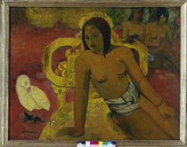 Gauguin / Vairumati / Painting / 1897 by AKG  Images