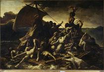 Géricault / Raft of the Medusa / 1818/19 by AKG  Images