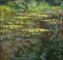C.Monet / Waterlilies / 1904 by AKG  Images