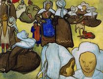 V.Gogh after Bernard, Breton Women by AKG  Images