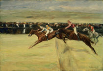 Horse Racing in Cascina / Liebermann/1909 by AKG  Images