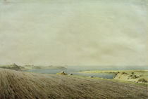 Friedrich / Baltic Sea near Rügen /c. 1824 by AKG  Images