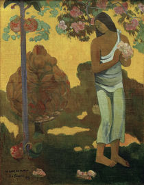 P.Gauguin / Te Avae no Maria / 1899 by AKG  Images