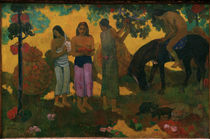 P.Gauguin / Oh Wonderful Country / 1899 by AKG  Images