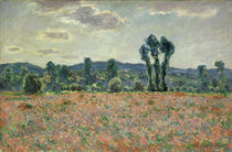 C.Monet / Field with poppies by AKG  Images