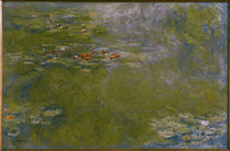 C.Monet / Waterlilies / 1910/16 by AKG  Images