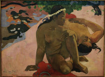 Gauguin / Are you jealous? / 1892 by AKG  Images