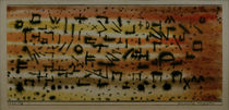 Paul Klee, Egypt in Ruins / 1924 by AKG  Images