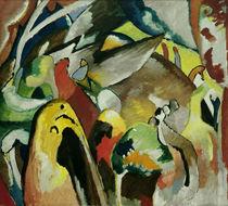 Kandinsky / Improvisation 19a / 1911 by AKG  Images