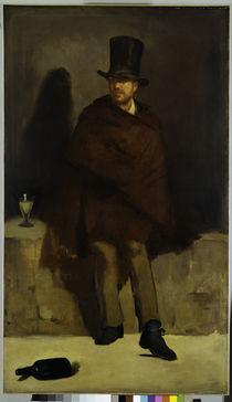 Manet / Absinth Drinker / 1858/59 by AKG  Images