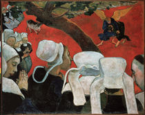 Gauguin, Jacobs Kampf mit dem Engel/1888 by AKG  Images