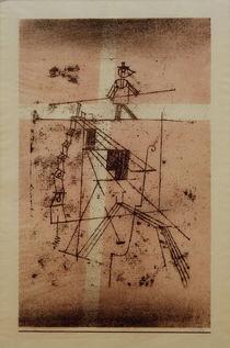 P.Klee, Der Seiltänzer von AKG  Images