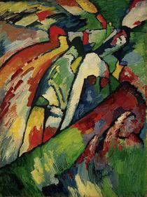 W.Kandinsky / Improvisation 7 (Storm) by AKG  Images
