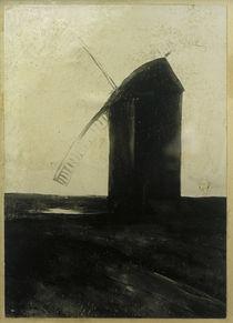 Lesser Ury, Niederländische Windmühle by AKG  Images