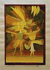 P.Klee, Genien (Figuren aus e. Ballet) von AKG  Images