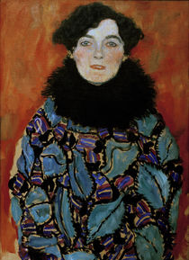 Gustav Klimt / Portrait of Johanna Staude. by AKG  Images