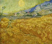 V. van Gogh, Harvest by AKG  Images