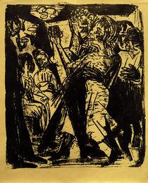 E.L.Kirchner / Farmer's Dance by AKG  Images