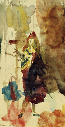 Gustave Moreau, Page by AKG  Images