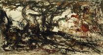 Battle of the Centaurs / G. Moreau / Watercolour c.1896 by AKG  Images