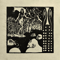 E.L.Kirchner / Temptation by AKG  Images