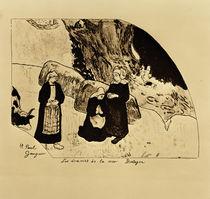 P.Gauguin, Die Dramen des Meers by AKG  Images