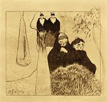 P.Gauguin, Die alten Jungfern (Arles) von AKG  Images