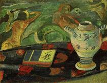 P.Gauguin, Stillleben mit Krug aus Quimper von AKG  Images