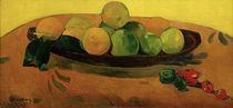 P.Gauguin, Stillleben mit Früchten und Gewürzen von AKG  Images