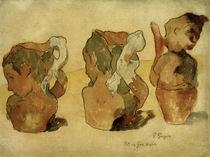 P.Gauguin, Steinkrüge von AKG  Images