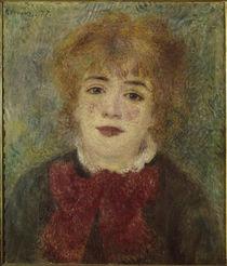 Renoir / Damenbildnis/ 1877 von AKG  Images