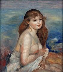 Renoir / Bather / 1884/85 by AKG  Images
