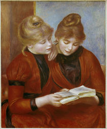 Renoir / The two sisters / 1889 by AKG  Images