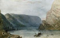 William Turner / Lorelei / 1817 by AKG  Images