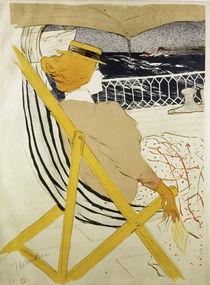 Toulouse-Lautrec, La Passagere du 54 von AKG  Images