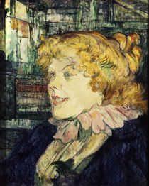 Toulouse-Lautrec / The English woman/1899 by AKG  Images