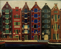 Carl Grossberg, Amsterdam, Brouwersgr. by AKG  Images