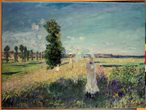 Monet / La promenade / 1875 by AKG  Images