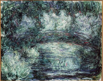 Claude Monet / The Japanese Pond / 1919 by AKG  Images