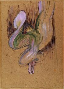 Toulouse-Lautrec, Loïe Fuller von AKG  Images